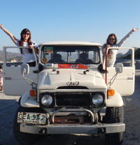 Mt Pinatubo Crater Day Trip from Manila Including 4x4 Adventure and Hike