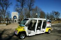 Washington DC Neighborhoods Tour by Electric Cart Picture