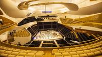 Behind the Scenes of the Philharmonie de Paris