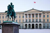 Small Group Oslo Bike Tour: City Highlights