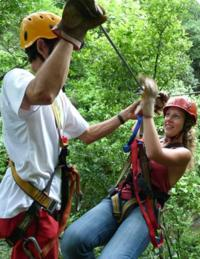 Superman Zipline Course at Adventure Park Costa Rica