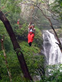 Picture of Waterfall Canopy Zipline Tour at Adventure Park Costa Rica
