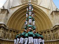 Small-Group Catalonia Tour from Barcelona: Catalan Food and Human Tower Displays