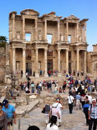 5-Day Aegean Tour from Istanbul: Gallipoli, Troy, Pergamum, Ephesus, Kusadasi, Pamukkale and Hierapolis