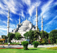 Istanbul Small-Group Walking Tour: Hagia Sophia, Blue Mosque, Topkapi Palace and Grand Bazaar