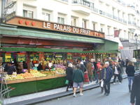 Paris Rue Montorgueil Food Walking Tour