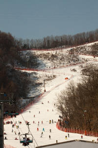 2-Night Ski and Hot Springs Package from Seoul