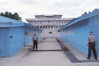 Korean Demilitarized Zone (DMZ) and JSA Panmunjom Tour from Seoul