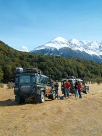 Glenorchy Movie Locations Tour: The Lord of the Rings