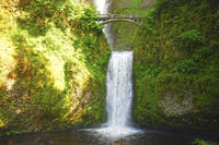 Mt Hood Day Trip from Portland to Multnomah Falls and Hood River photo 1