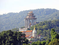 Private Penang Hill and Kek Lok Si Temple Tour