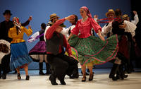 Budapest Folklore Show and Danube Dinner Cruise