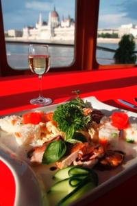 Danube River Lunch Cruise