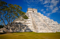 Picture of Riviera Maya Combo: Chichen Itza Tour plus Dolphin Xtreme