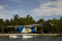 Romantic Seaplane Flight from Miami with Dinner in Florida Keys