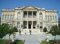 Dolmabahce Palace...