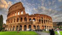 2 in 1 - Colosseum and Illuminated Rome