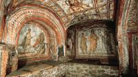 Private Tour of Underground Rome Including Crypts and Catacombs