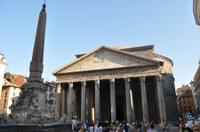 Small-Group Pantheon, Santa Maria on Via del Corso and Temple of Hadrian To