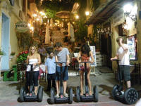 Athens Night Segway...