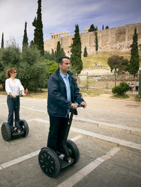 Athens Shore Excursion: Segway Tour