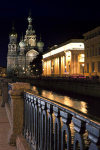 Hidden St Petersburg Evening Walking Tour