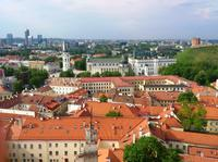 Small Group Food and History Walking Tour of Vilnius