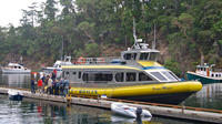 Victoria to Vancouver Tour with Butchart Gardens Admission and Sunset Cruise to Vancouver