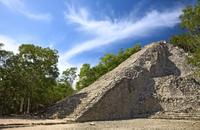 Coba Ruins Early Access Tour with an Archaeologist and Cenote Swim from Cancun