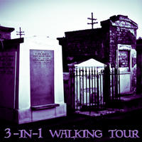 New Orleans Cemetery, Voodoo and French Quarter Tour