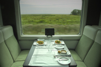 Round-Trip Gourmet Train Ride from Quebec City to Baie-Saint-Paul