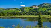 Big Cottonwood Canyon Picnic & Stroll on Silver Lake Boardwalk