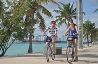 Miami Beach Bike Tour with Optional Kayak Tour Picture