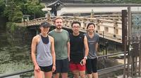 Guided 15k Running Tour in Tokyo