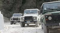 4X4 Off-Road Adventure of Carrara Marble Quarries from Pisa