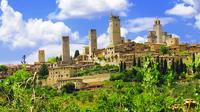 San Gimignano  Siena and Chianti Tour from Lucca