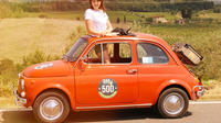 Vintage Fiat 500 Panoramic Tour of Florence from Montecatini