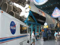 NASA's Space Center Houston and City Sightseeing Tour