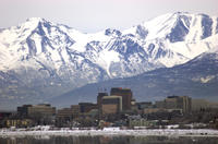 Anchorage City Tour with Optional Alaska Native Heritage Center Upgrade