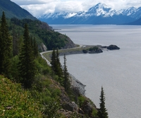 Picture of Seward Highway Tour from Anchorage: Turnagain Arm, Mt Alyeska and Optional Glacier Cruise