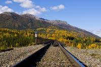 Talkeetna Rafting and Rail Tour de Anchorage - Anchorage -