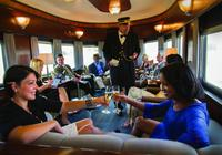 Luxury Overnight Train Journey: Chicago to New Orleans