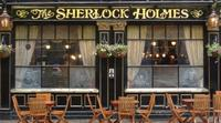 Sherlock Holmes Film Location Tour in London