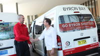 Go Shuttle Airport Transfers from Ballina Byron Airport or Gold Coast Airport