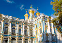 Private Tour: Pushkin Day Trip from St Petersburg Including Catherine Palace