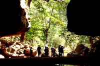 Windjana Gorge and Tunnel Creek 4WD Tour from Broome