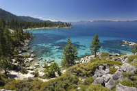 Private Tour: Powerboat Cruise on Lake Tahoe