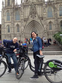 Barcelona Electric Bike Tour: Montjuic, Gaudi or Bohemian Neighborhoods Experience