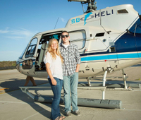 Picture of Channel Islands and Whale Watching Helicopter Tour from Santa Barbara
