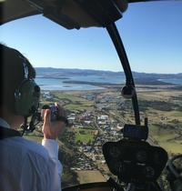 Hobart Helicopter Tour image 1